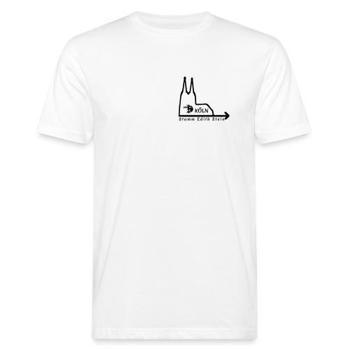 Logo DPSG Edith Stein - Männer Bio-T-Shirt