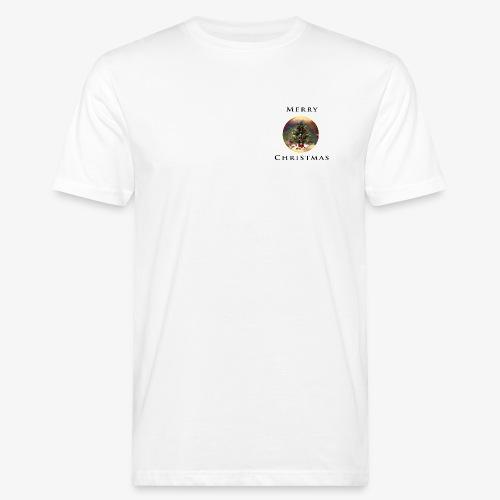 Boule de Noêl Sapin - T-shirt bio Homme