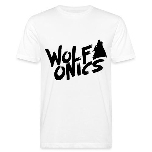 Wolfonics - Männer Bio-T-Shirt