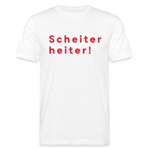 Improtheater Konstanz Print 2 - Männer Bio-T-Shirt