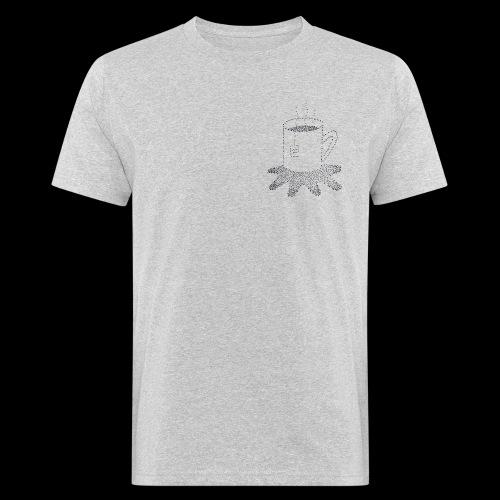 Tasseonpoint - Männer Bio-T-Shirt
