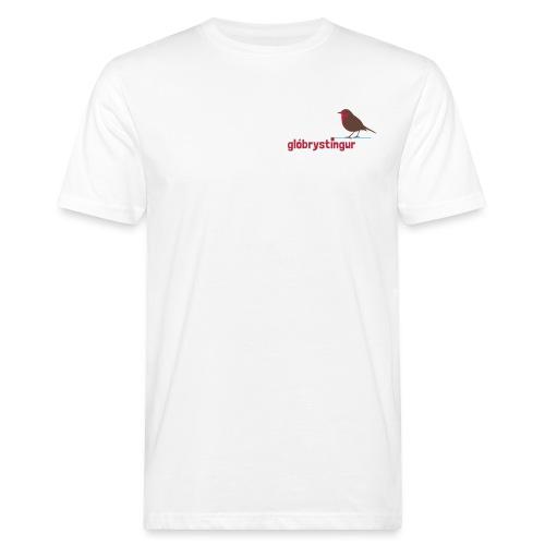 rotkehlchen n - Männer Bio-T-Shirt
