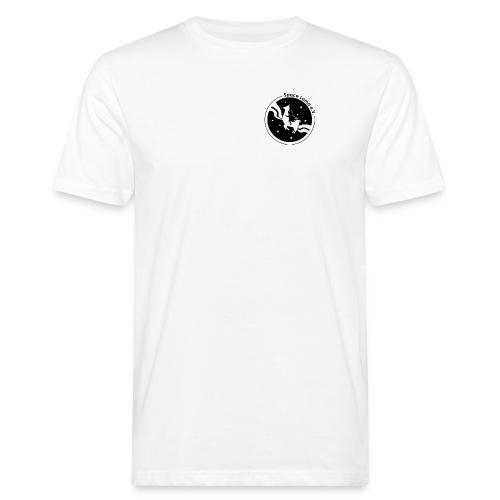 Space_Lama_Logo - Männer Bio-T-Shirt
