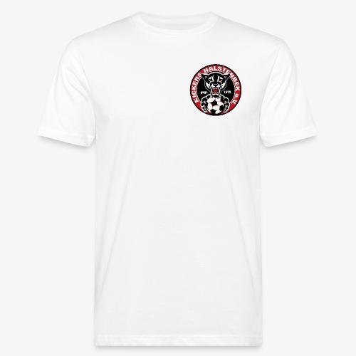 KICKERS HALSTENBEK LOGO png - Männer Bio-T-Shirt