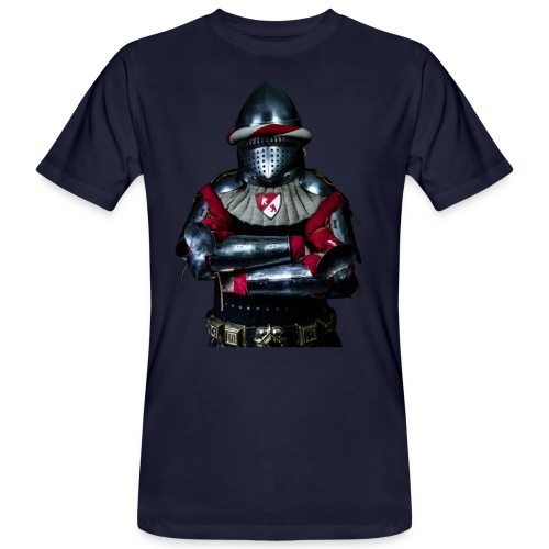 chevalier.png - T-shirt bio Homme