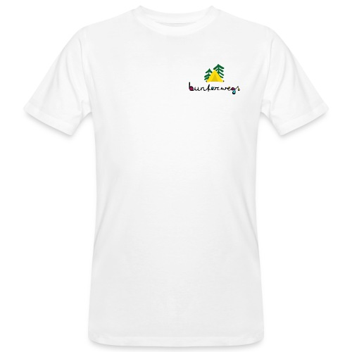 BUNTERwegs - Männer Bio-T-Shirt