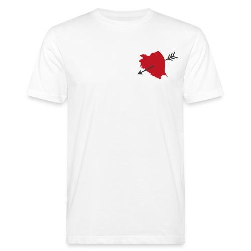 Bamberg Herzliebe - Männer Bio-T-Shirt