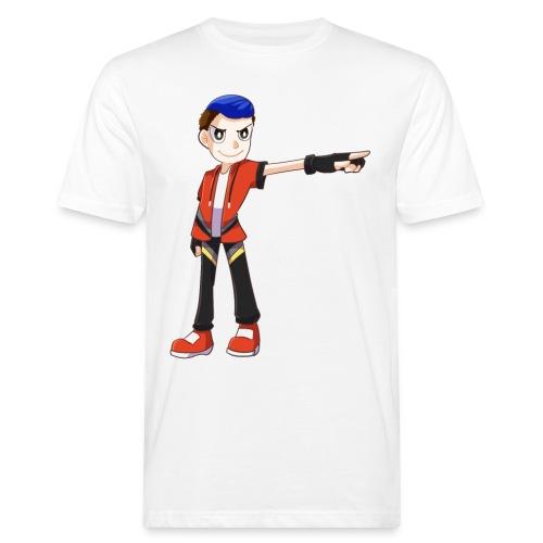 Terrpac - Men's Organic T-Shirt