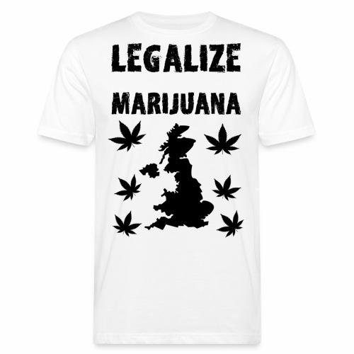 LMUK - Men's Organic T-Shirt