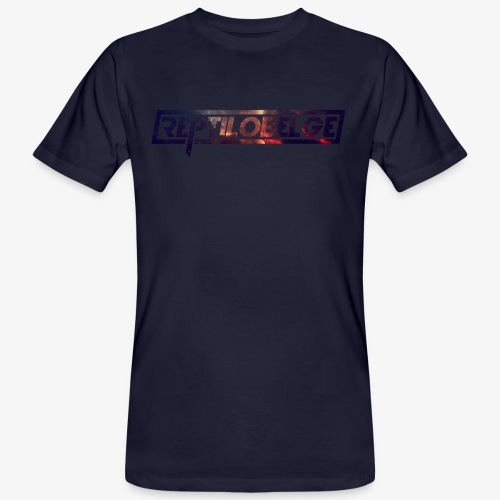 M1.2 Reptilobelge - T-shirt bio Homme