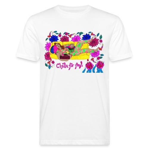 CHILLA - Ekologisk T-shirt herr