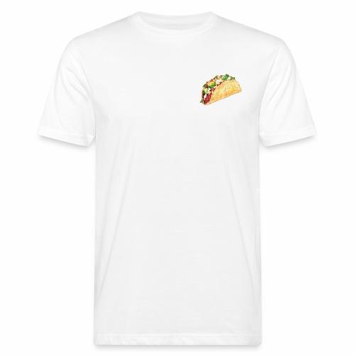 Tasty Taco - Männer Bio-T-Shirt