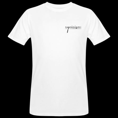cynicism - Men's Organic T-Shirt