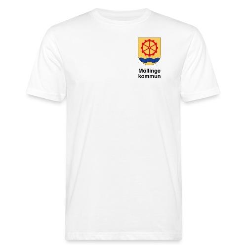 Möllinge kommun - Ekologisk T-shirt herr