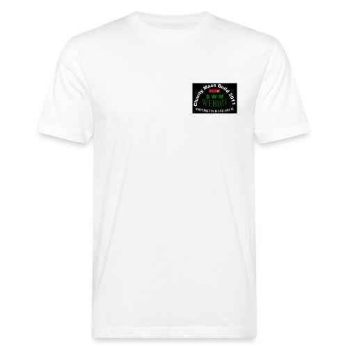massbuild - Men's Organic T-Shirt