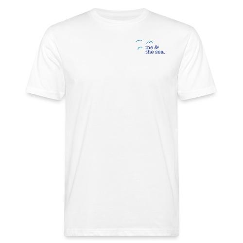 strandmatte. - Männer Bio-T-Shirt