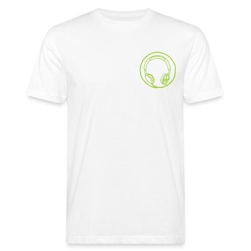 DICHTE GEDANKEN LOGO | Graffiti - Männer Bio-T-Shirt