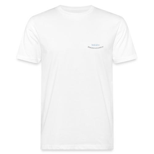 Voltaire cerulean - Summer 21 - T-shirt bio Homme