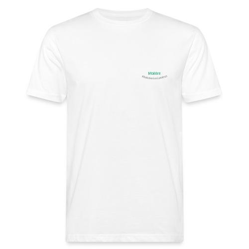 Moliere mint - Summer 21 - T-shirt bio Homme