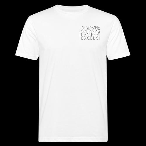 LVCIFERI EXCELSI BW - Men's Organic T-Shirt