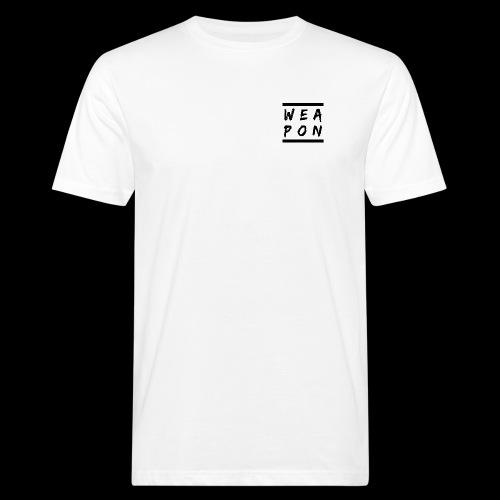 Weapon Original (Black) - Men's Organic T-Shirt