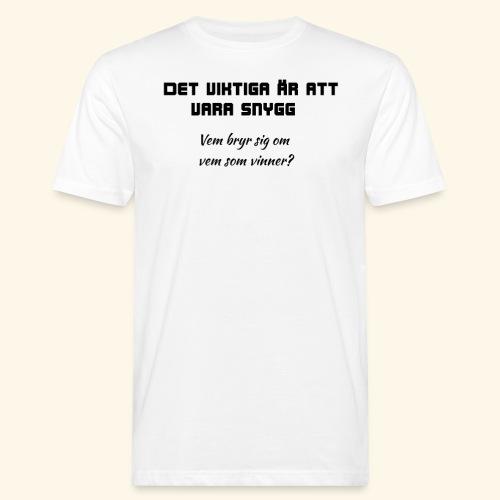 Snygg - Ekologisk T-shirt herr