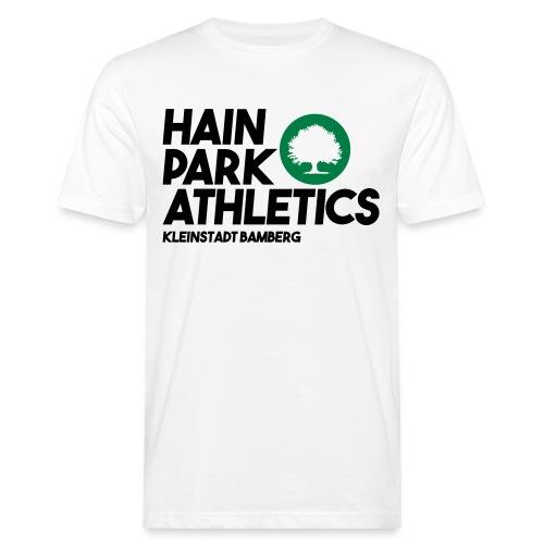 Hain Park Athletics - Männer Bio-T-Shirt
