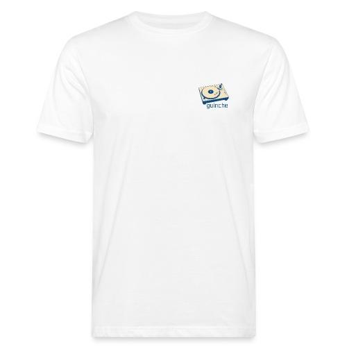Guinche blue - AW20/21 - T-shirt bio Homme