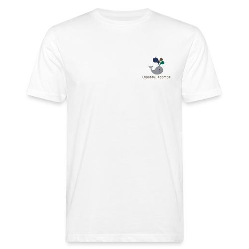 Lapompe olive - AW20/21 - T-shirt bio Homme