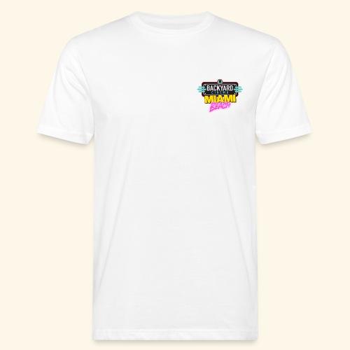 Miami Beach - Men's Organic T-Shirt