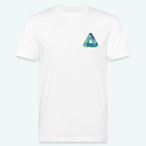 psychedlic triangle - Männer Bio-T-Shirt