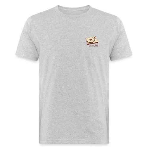 Guinche brick - AW20/21 - T-shirt bio Homme