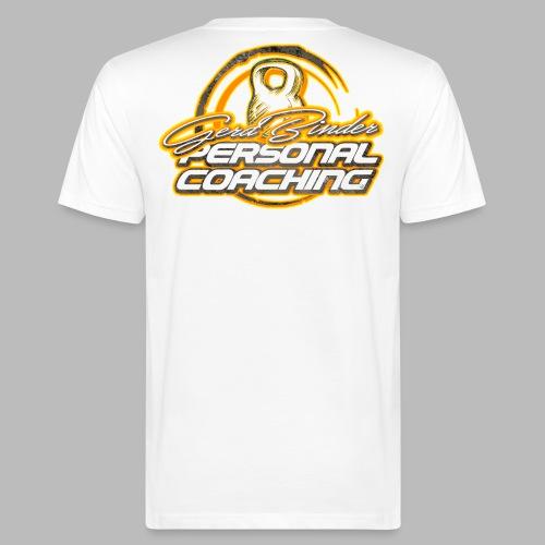 GerdB_2Print_20 (bitte max. 40° verkehrt waschen) - Männer Bio-T-Shirt