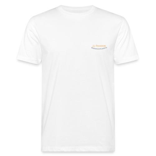 Rousseau marygold - Summer 21 - T-shirt bio Homme