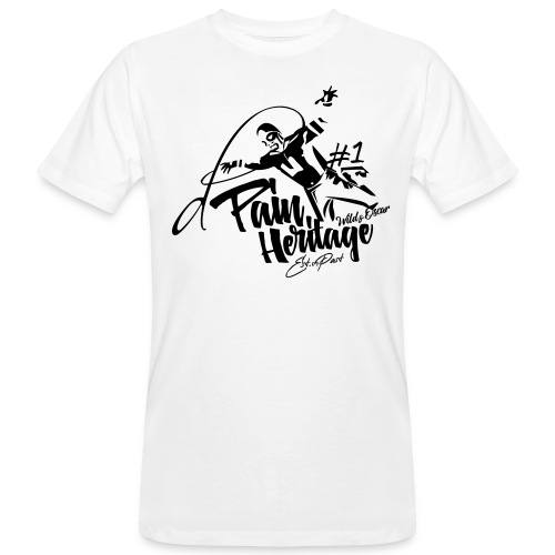 PAIN HERITAGE - Men's Organic T-Shirt