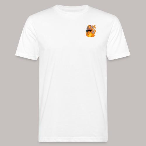 RowdyFabs brennt - Männer Bio-T-Shirt