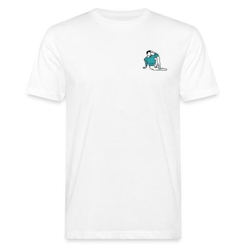 Vert d'eau - T-shirt bio Homme
