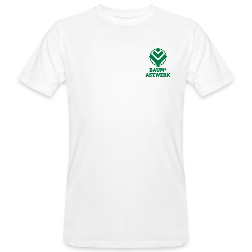 BaumAstwerkName multicolo - Männer Bio-T-Shirt