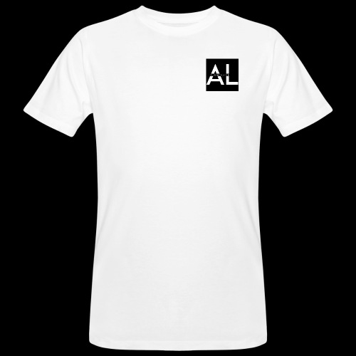 AL_Patch Ludwiczak - Männer Bio-T-Shirt