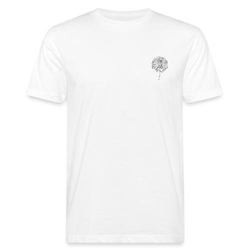 FLOWER - Männer Bio-T-Shirt