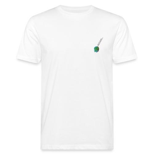 DAY TO DAY®: Le Monde part en sucette. - T-shirt bio Homme