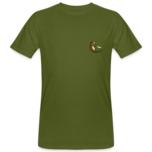 Song of the Paddle; Quentin classic pose Women's - Men's Organic T-Shirt