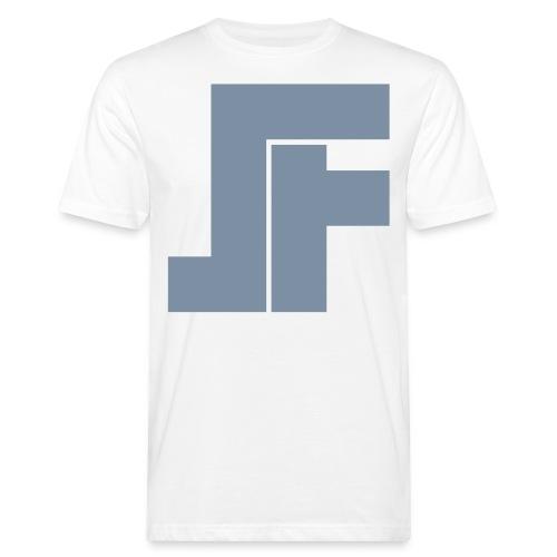 Freimen.com Emblem - Økologisk T-skjorte for menn