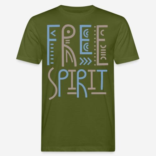 Freigeist Freiheit - Männer Bio-T-Shirt