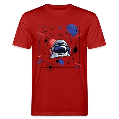 Beste Astronaut Weltraum Designs - Männer Bio-T-Shirt