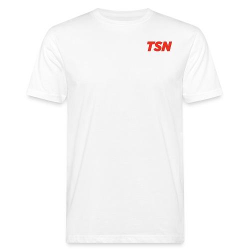 TSN Vector | Red - T-shirt ecologica da uomo