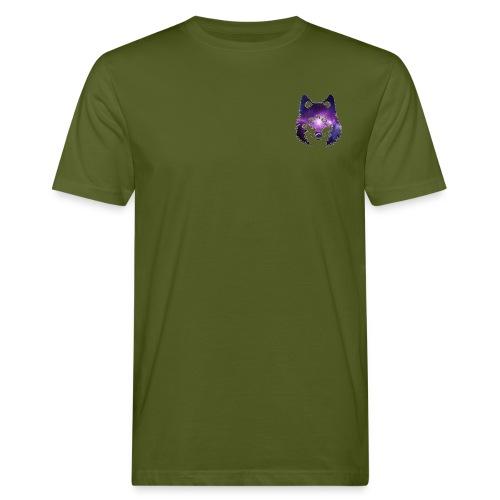 Galaxy wolf - T-shirt bio Homme