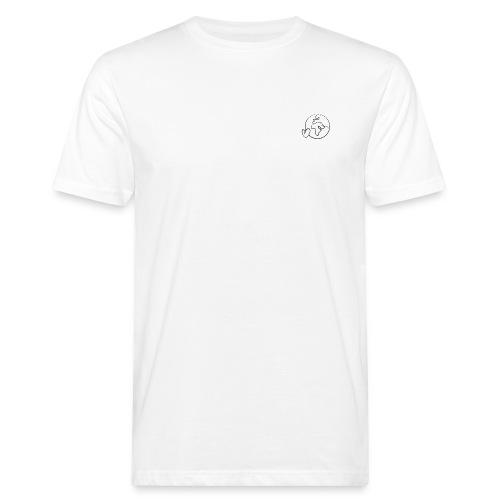 Oceanhearts World Icon - Männer Bio-T-Shirt