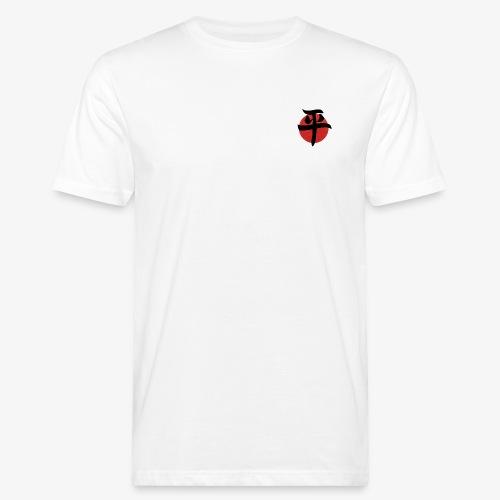 paz letra japonesa - Camiseta ecológica hombre