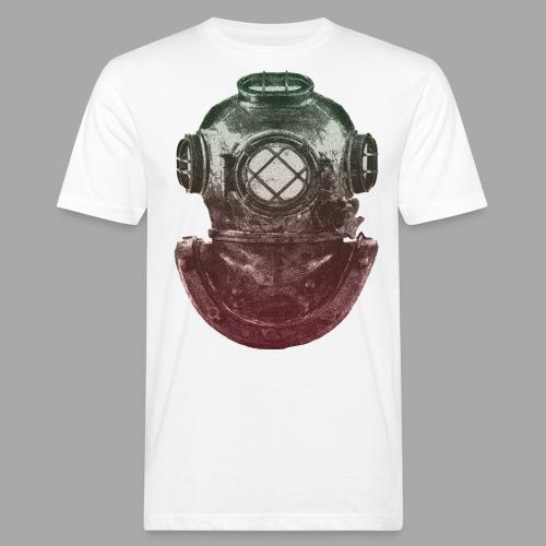 Diver - Miesten luonnonmukainen t-paita